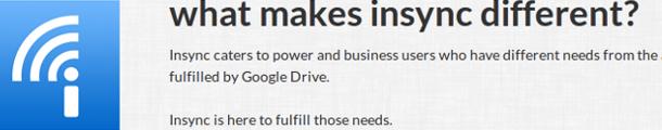 p3ter.fr - client google drive linux : insync
